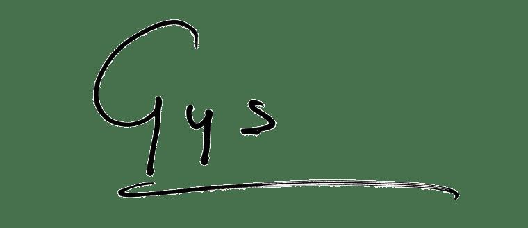 Gijs Dellemijn Handtekening